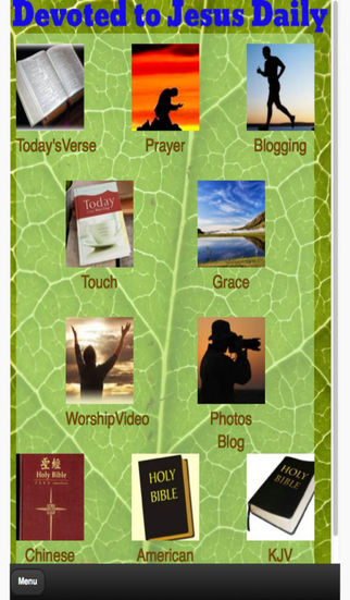 Devoted to Jesus Daily