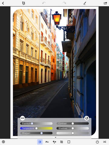 PhotoToaster - Photo Editor, Filters, Effects and Borders screenshot
