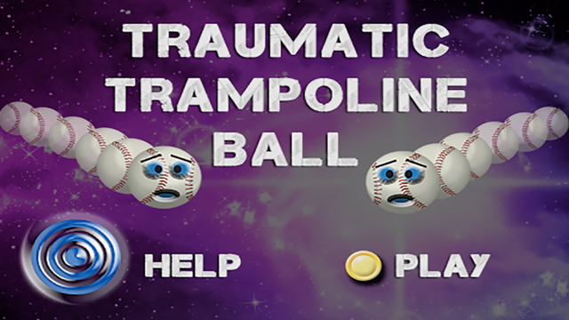 Traumatic Trampoline Ball Action Free