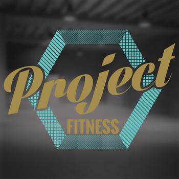 Project Fitness 健康 App LOGO-硬是要APP