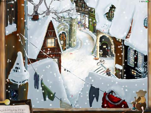 Christmas Town - oversize Advent Calendar