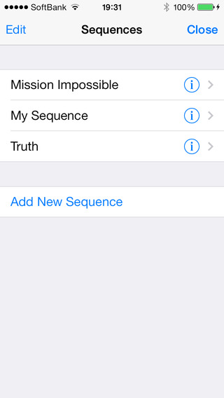 OrchestraHit iPhone Screenshot 2