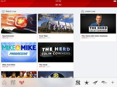 ESPN ScoreCenter screenshot 8