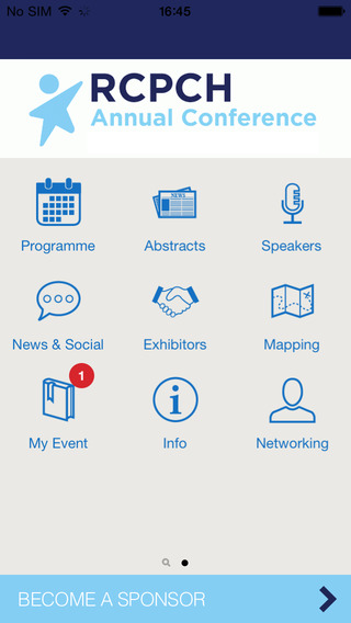 RCPCH 2015 Annual Conference