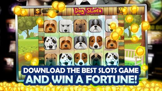 AAA Pets Dogs Casino - Free Slots Machine