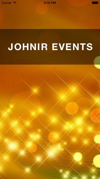 JOHNIR EVENTS