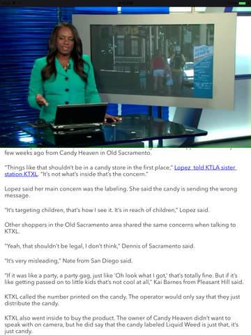 KTLA 5 News screenshot 9