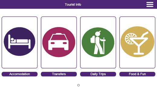 Tourist Info mobile