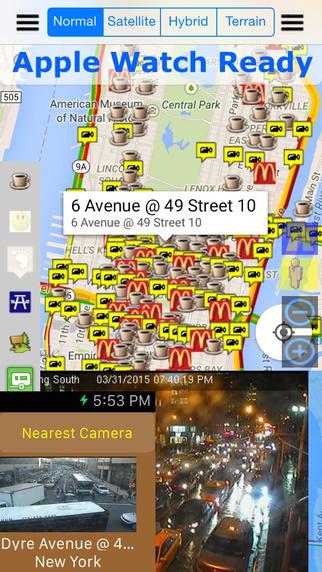 Traffic Cameras Pro