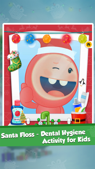 Sparkle: Icky's Toothbrush Playtime - Christmas Edition FREE