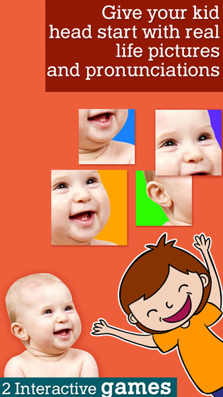 My Body Guide for Kids Montessori app to teach hum
