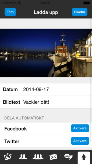Myphotodiary iPhone Screenshot 4