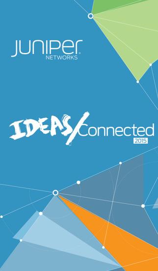 Juniper IDEAS Connected 2015