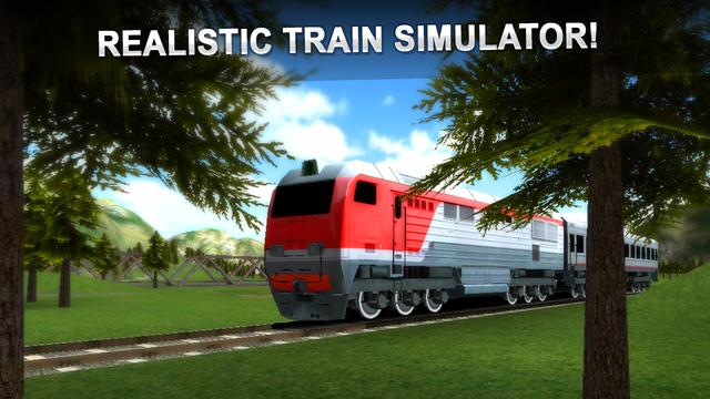 Train Ride 3D Deluxe