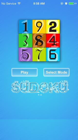 Sudoku JP Game