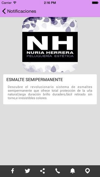 PELUQUERÍA NURIA HERRERA