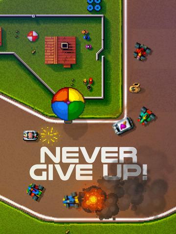 GP Retro Screenshots