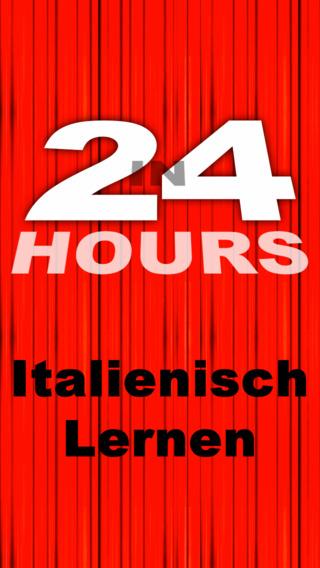 In 24 Stunden Lernen Italienisch zu Sprechen