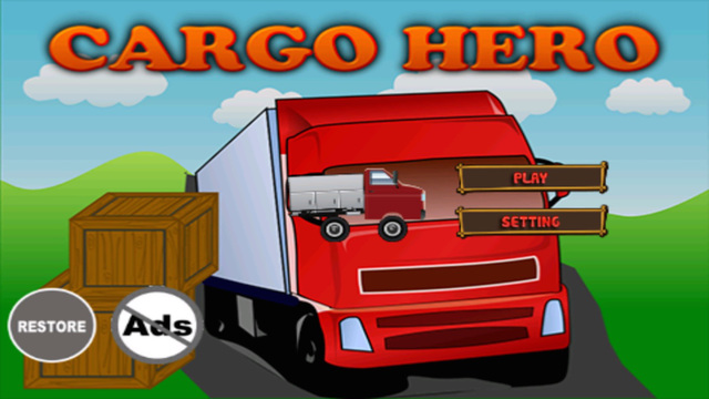 Cargo Hero - Control The Delivery Truck