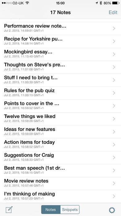 TapIt4Me iPhone Screenshot 4