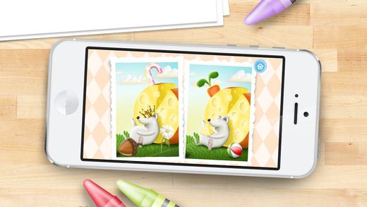 Игры с Бибо: развивающая игра для детей - for iPhone Screenshot
