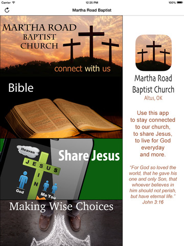 玩免費生活APP|下載Martha Road Baptist Church app不用錢|硬是要APP