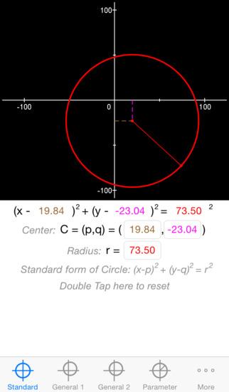 Circle Tutor - Analytic Geometry