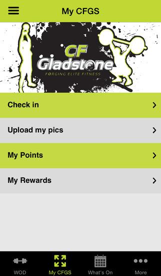 CF Gladstone