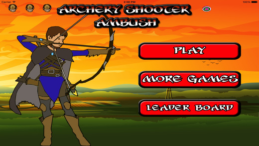 Archery Shooter Ambush
