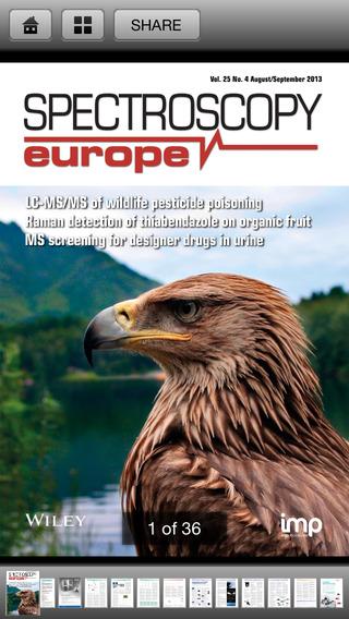 Spectroscopy Europe
