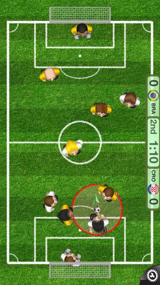 Fun Football Tournament soccer game Free