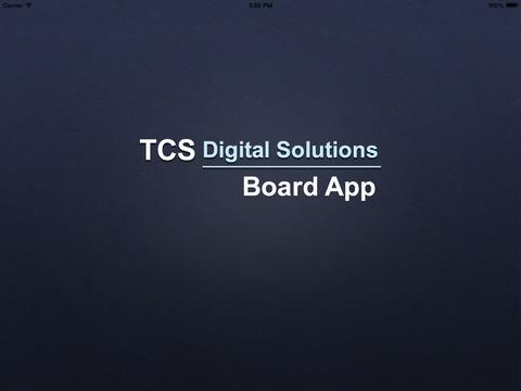 TCS Board App