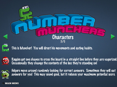 Number Munchers iPad Screenshot 3
