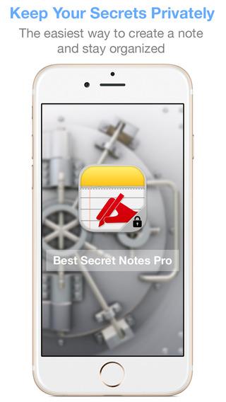 Best Secret Notes Pro