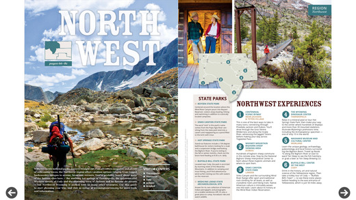 The Official Wyoming Tourism Site Get Your Free Vacation Guide Here!