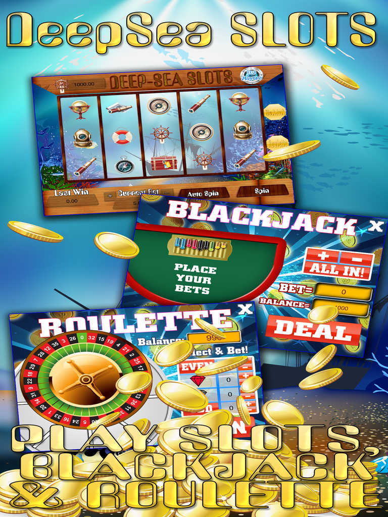 Deep Sea Slot Machine - Play Free PlayPearls Games Online