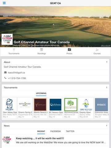 golf channel amateur golf tour № 300132