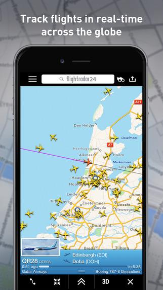 Flightradar24 - Flight Tracker