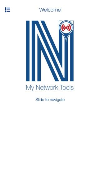 MyNetworkTools