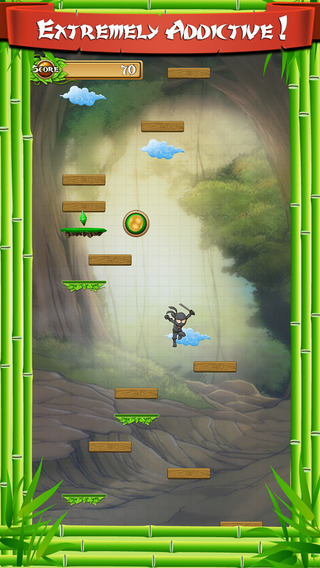 Ninja Jump Tournament
