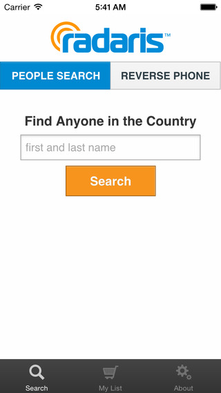 People Search - Radaris