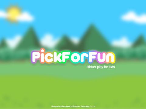 Pick For Fun