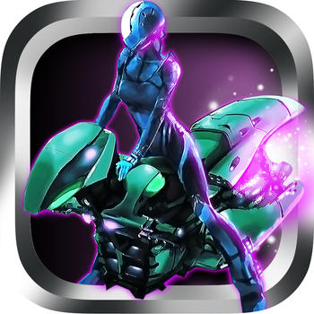 Auto Boost Full Neon Extreme Blast Bike Racing 遊戲 App LOGO-APP開箱王