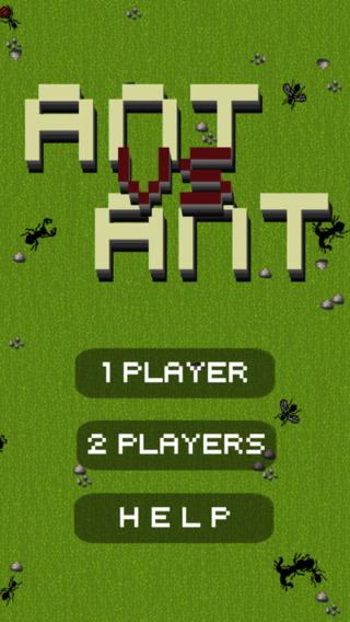 Ant VS Ant :: 1P 2P