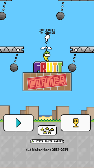 Fruit Copter