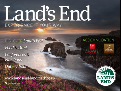 Land's End Destination Guide