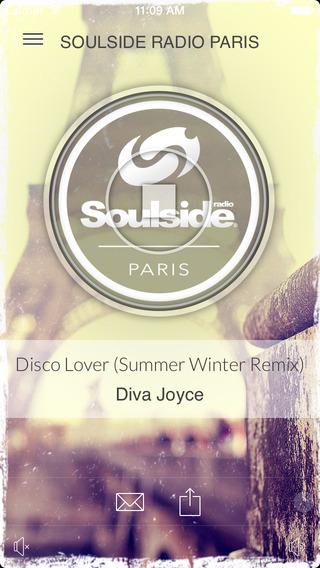 SOULSIDE RADIO PARIS