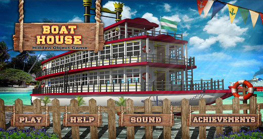Boat House - Free Hidden Object Games