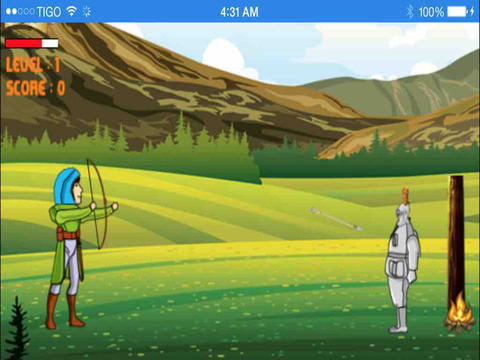 Apple Shoot with the Robin Arrow - The Bow and Arrow Fun Killing Game Screenshots