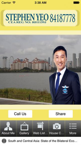 【免費商業App】Stephen Yeo-APP點子